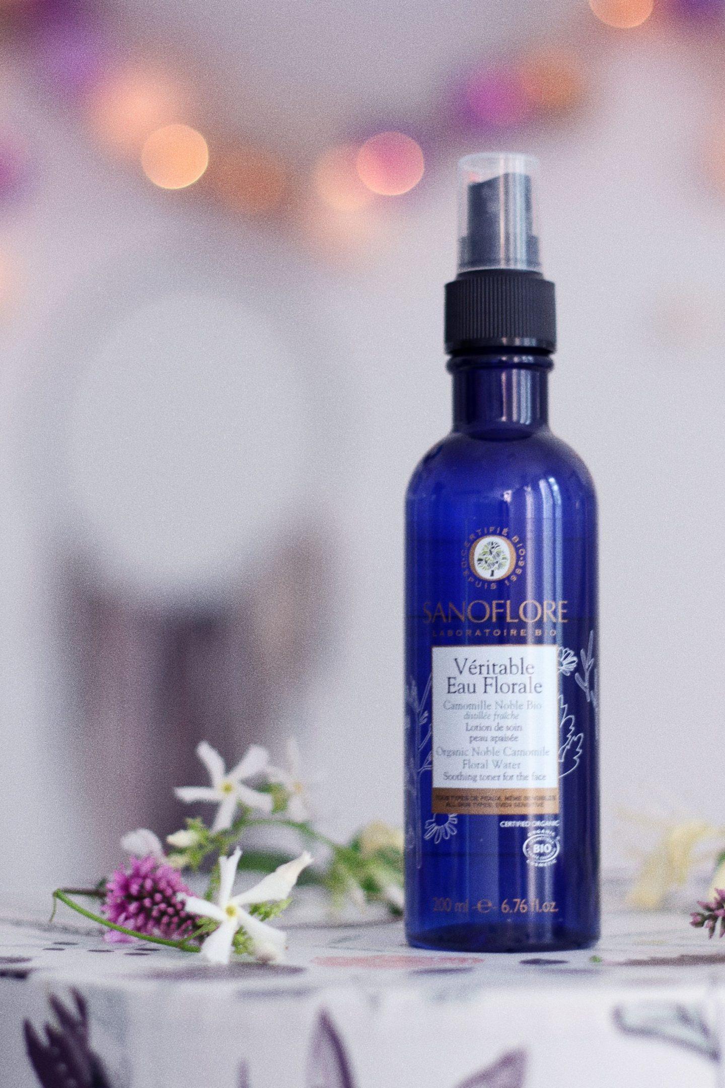 eau florale de camomille