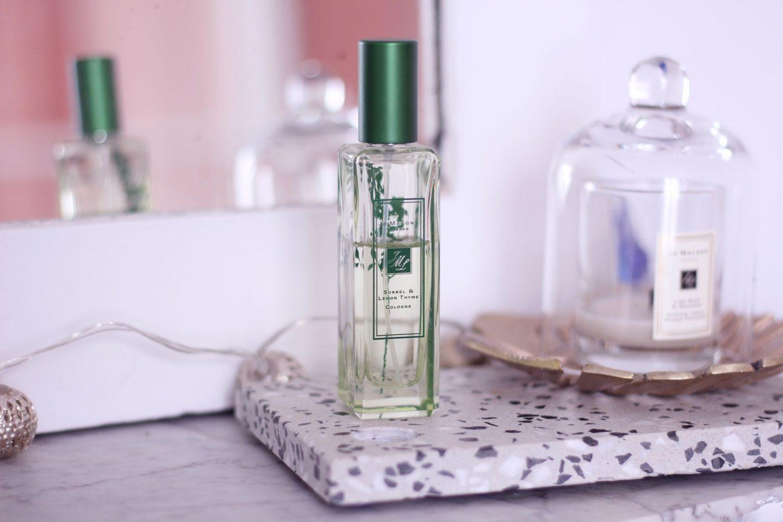 parfums agrumes