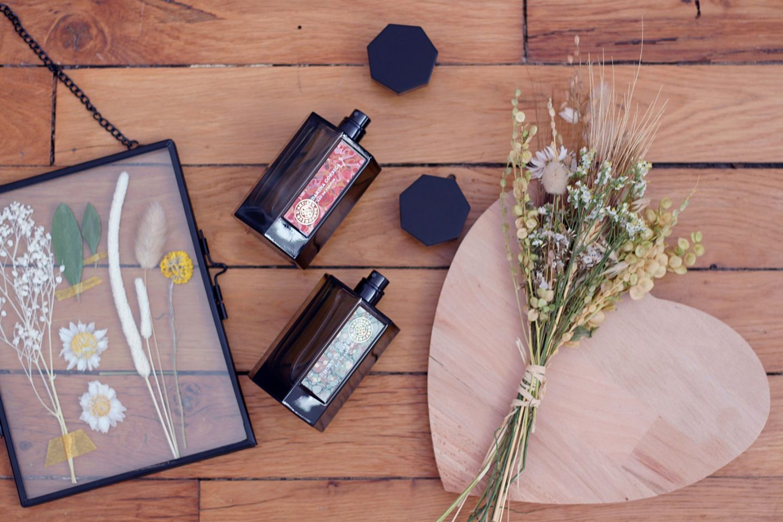 les paysages l'artisan parfumeur