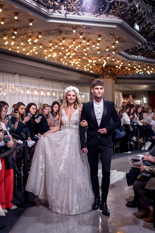 wedding fashion show