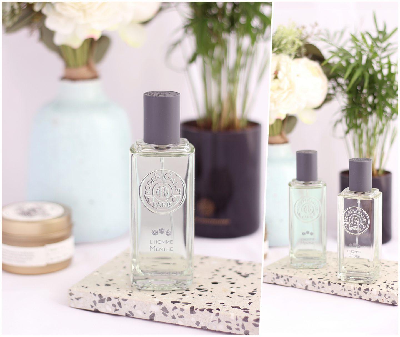 parfums homme roger & gallet