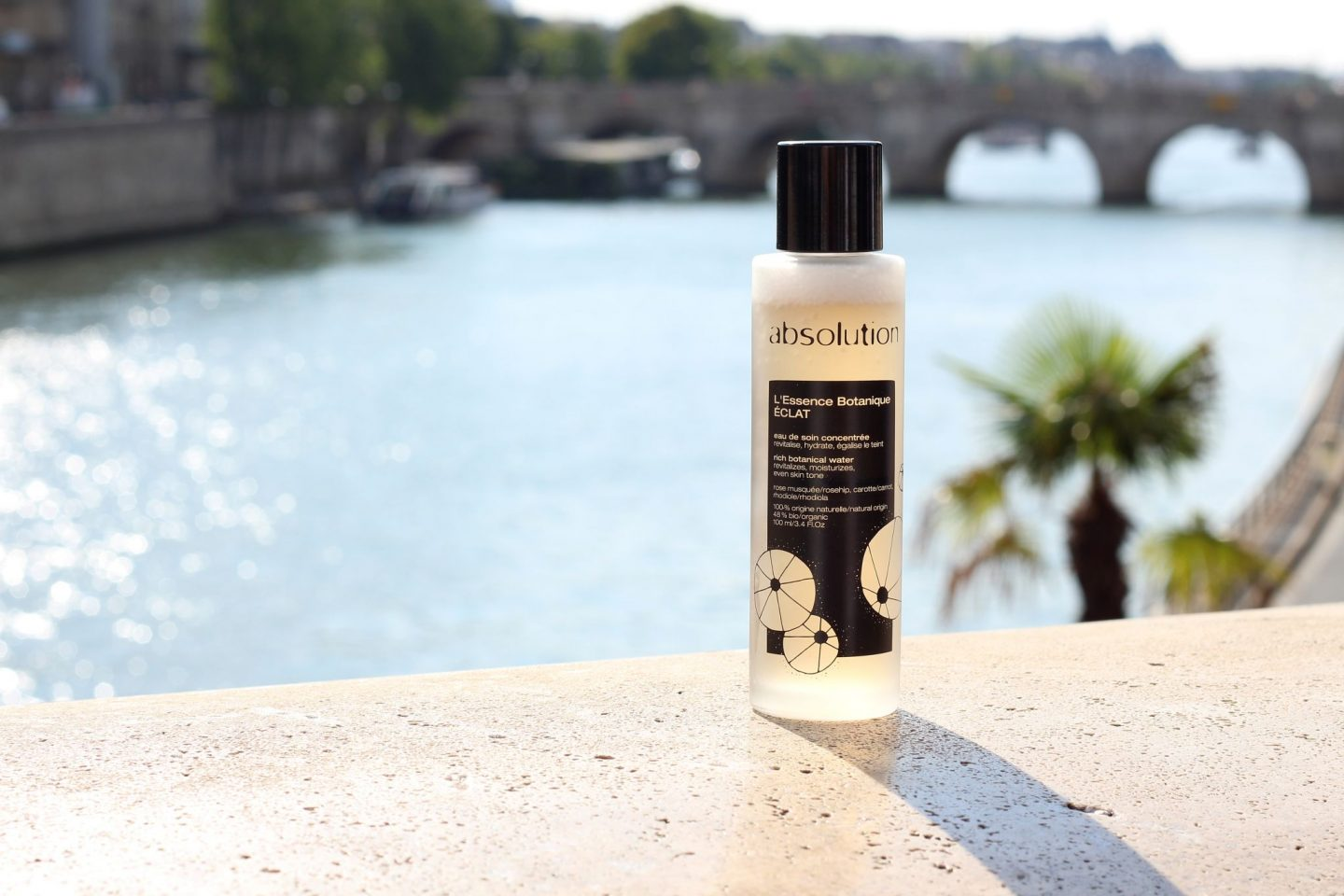 Boosting radiance of the skin