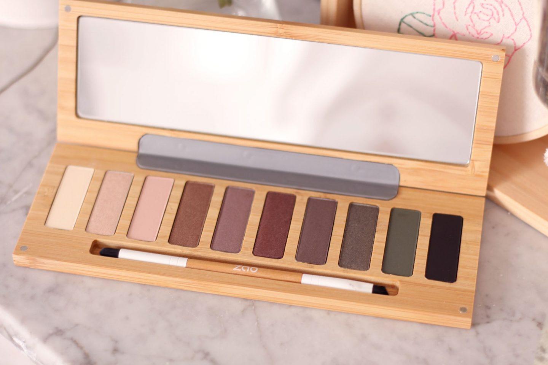 Automnal makeup