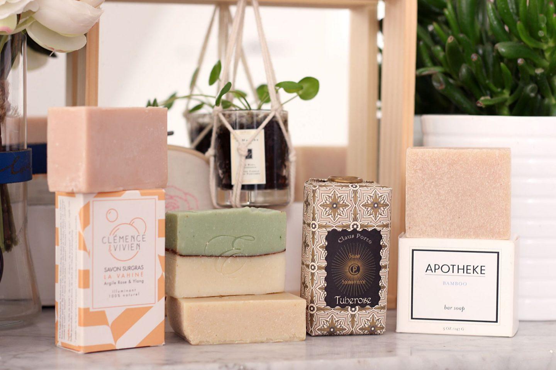 reasons to choose a soap bar