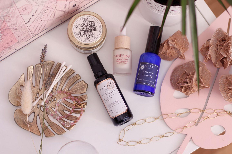 Natural face skincare