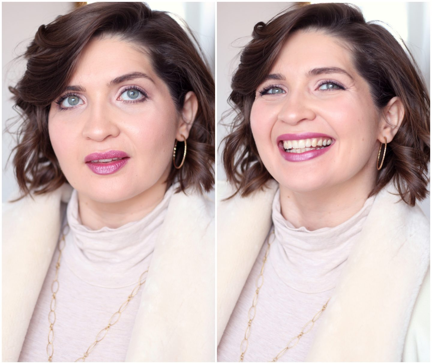 how to create a makeup with a highlighter