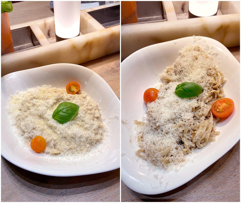 Holiday Recipes at Vapiano