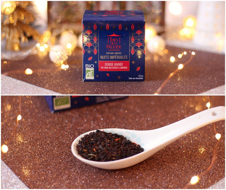 organic christmas tea