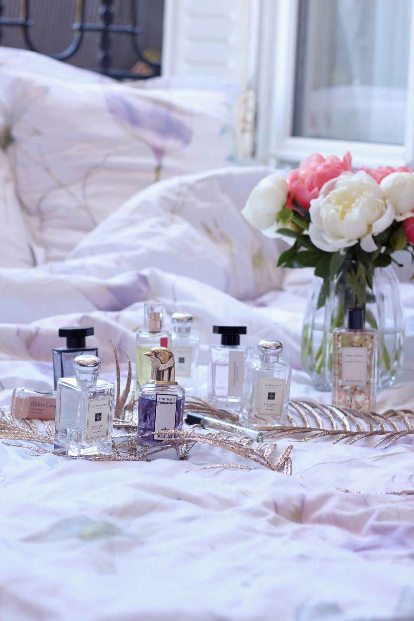 Parfum printemps femme