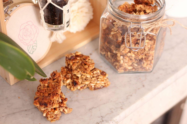 recette granola riz soufflé