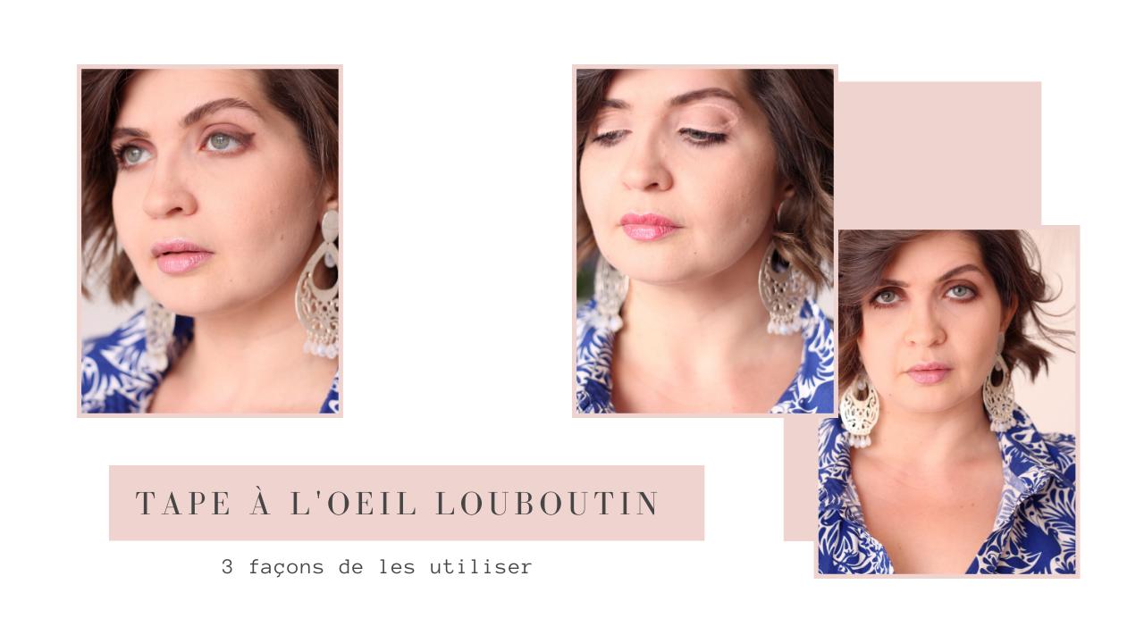 Tape à l'oeil Louboutin