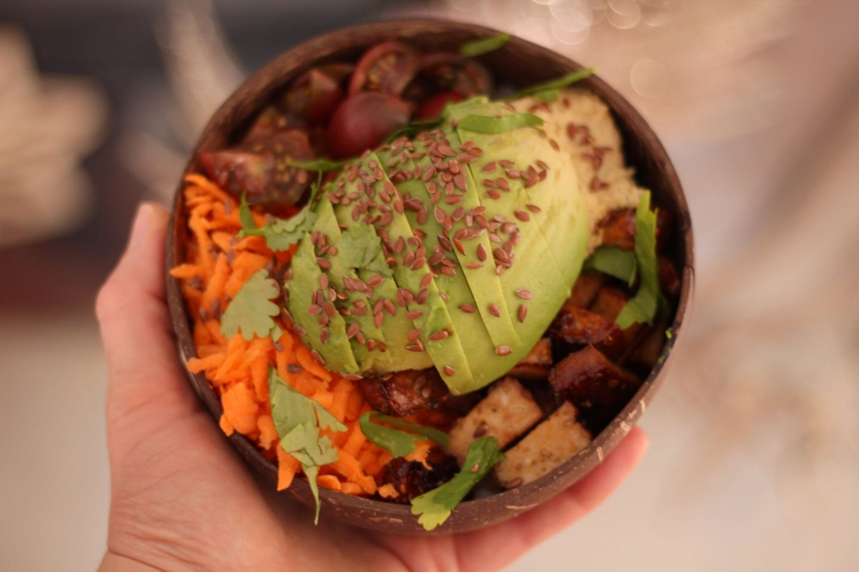recette salade vegan