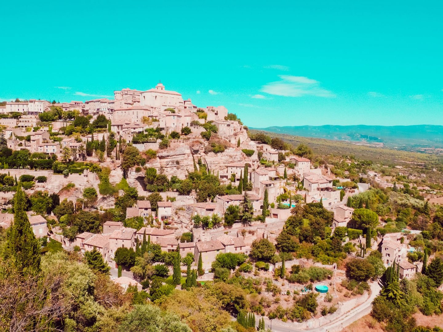 Holiday in Provence