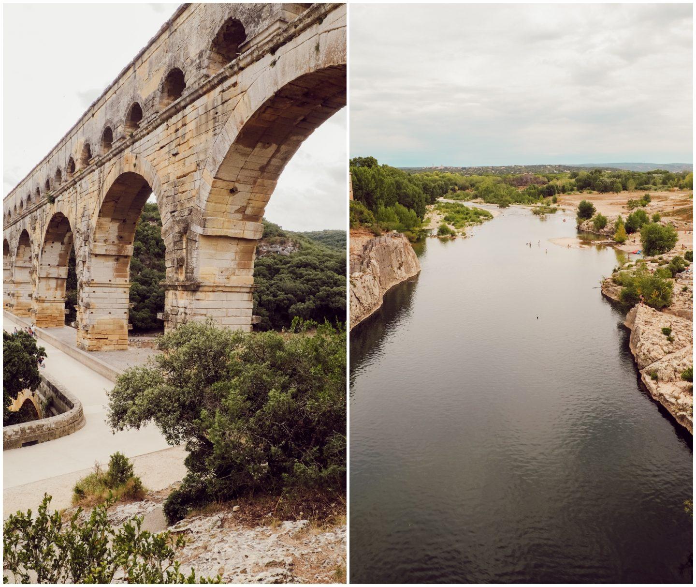 pont du gard visite