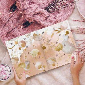 green beauty advent calendars