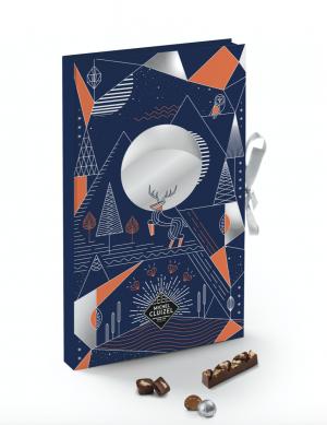 calendriers de l'avent chocolat