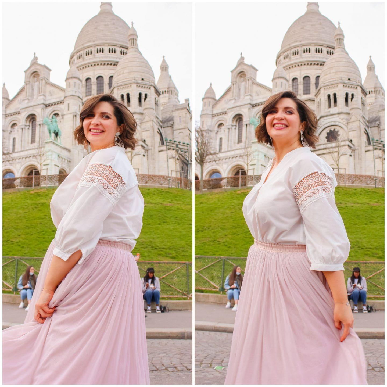 shooting Montmartre