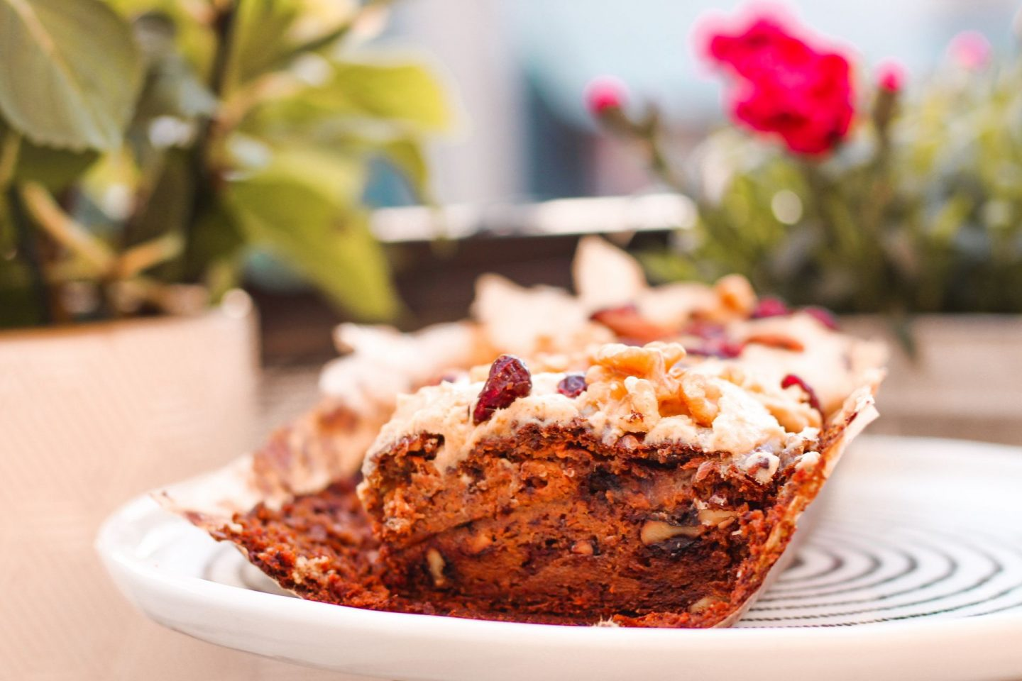 low glycemic index carrot cake