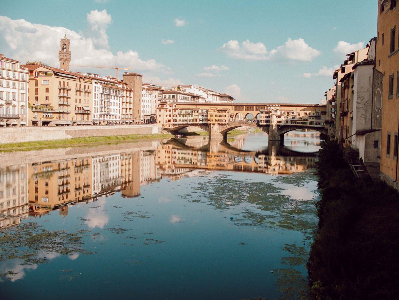pont vecchio florence